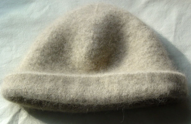 Felted Keesmere hat