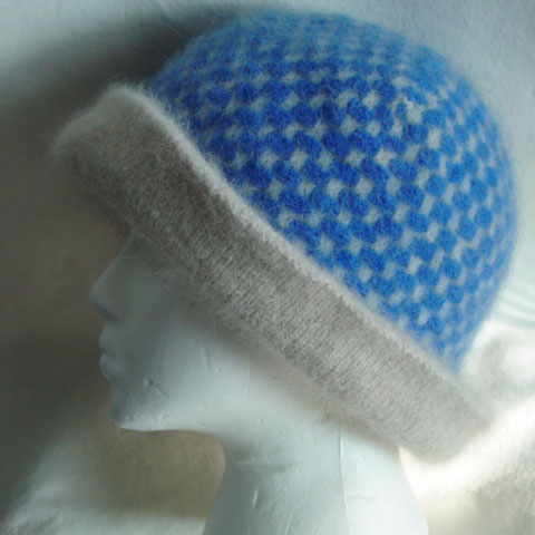 Felted rolled brim Keesmere hat